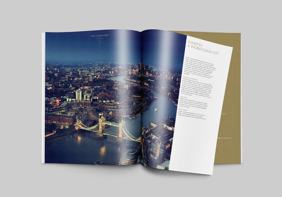 QUARTERS brochure
